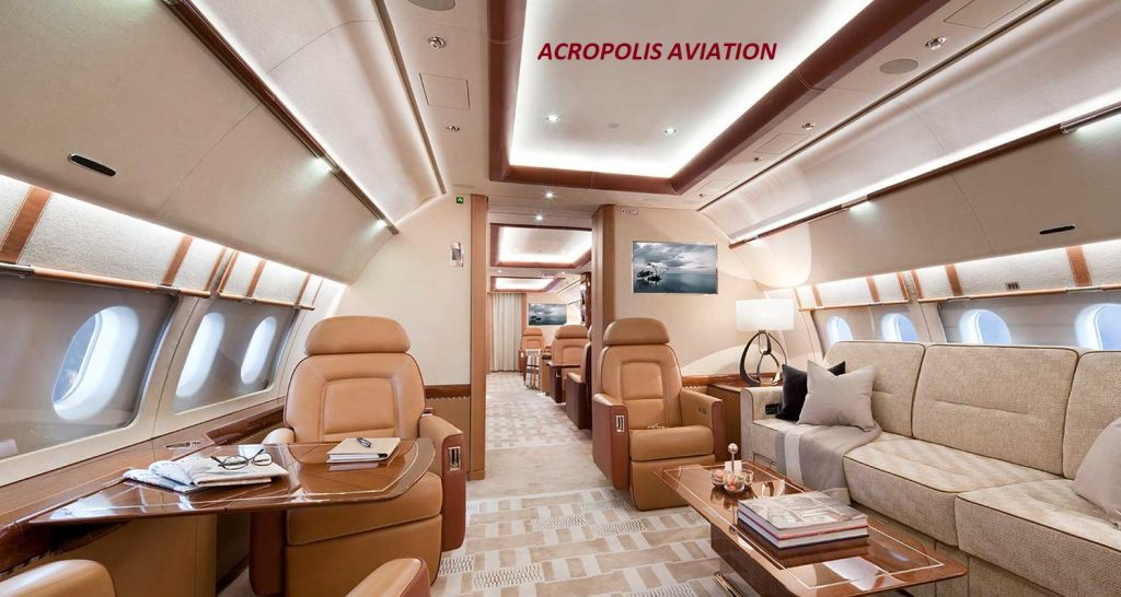 ACROPOLIS AVIATION Reservations