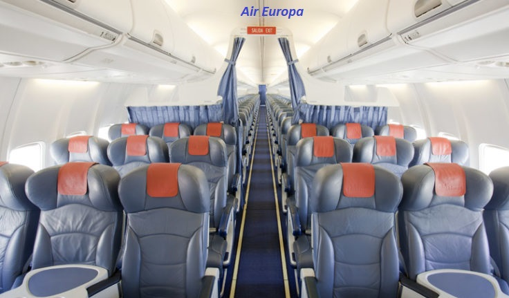 Air Europa Reservations