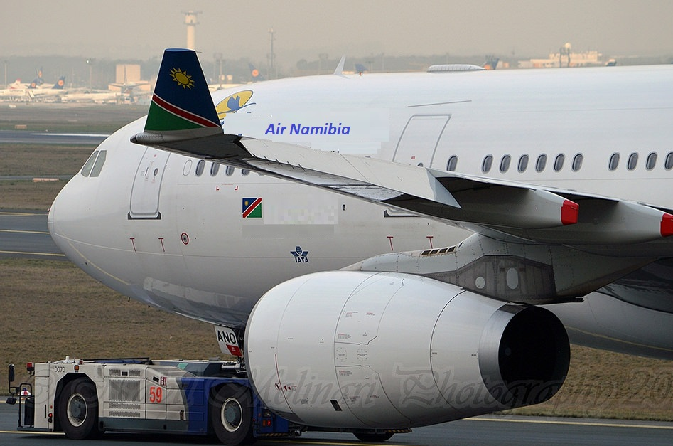air namibia Reservations