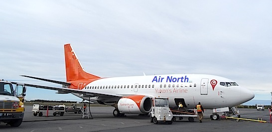 Air North Reservations