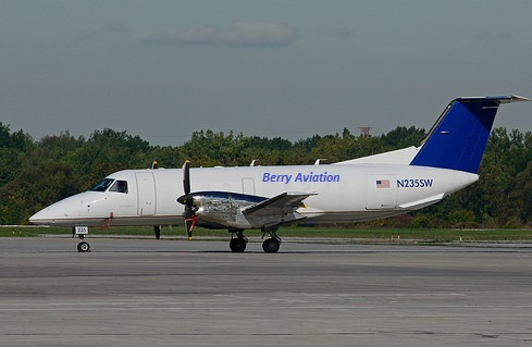 Berry Aviation Reservations
