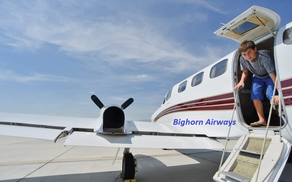 Bighorn Airways Reservations