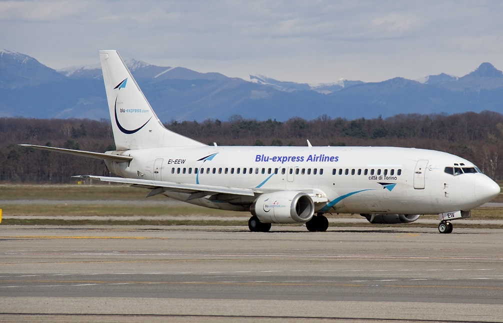 Blu-express Airlines Reservations