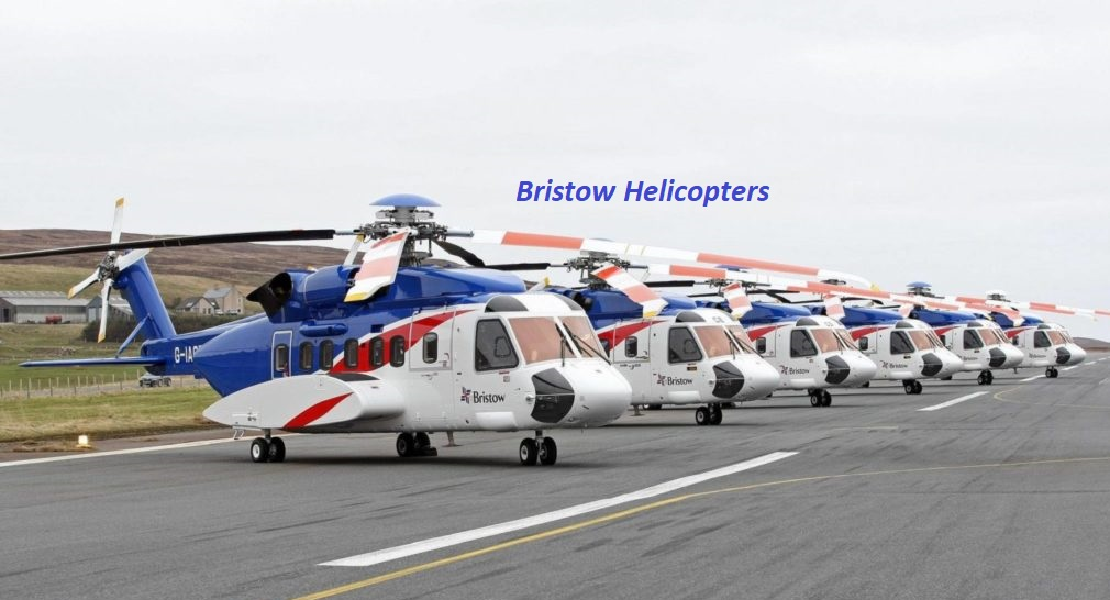 Bristow Helicopters Reservations