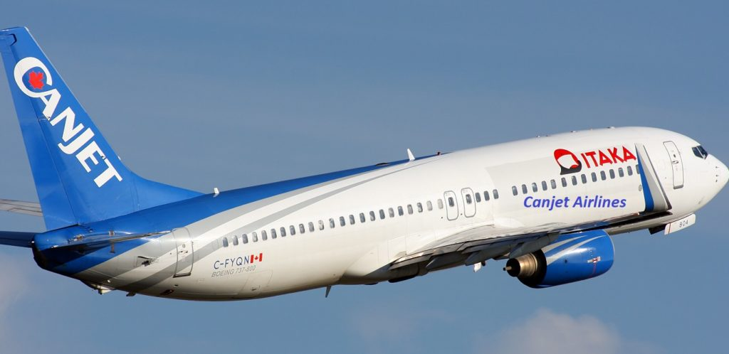 Canjet Airlines Reservations