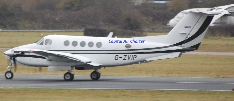 Capital Air Charter Reservations