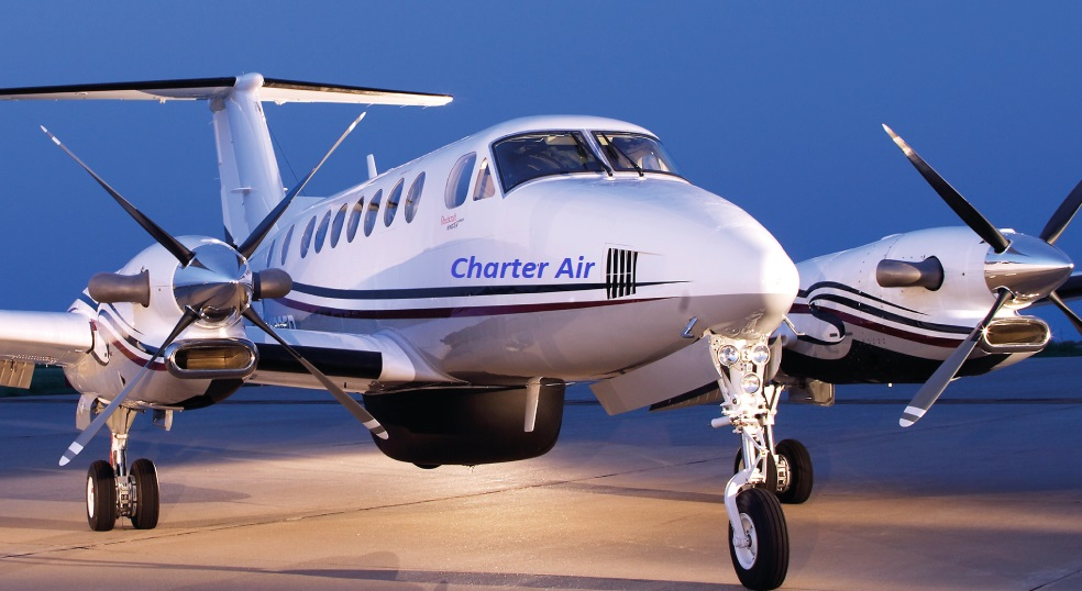Charter Air Reservations