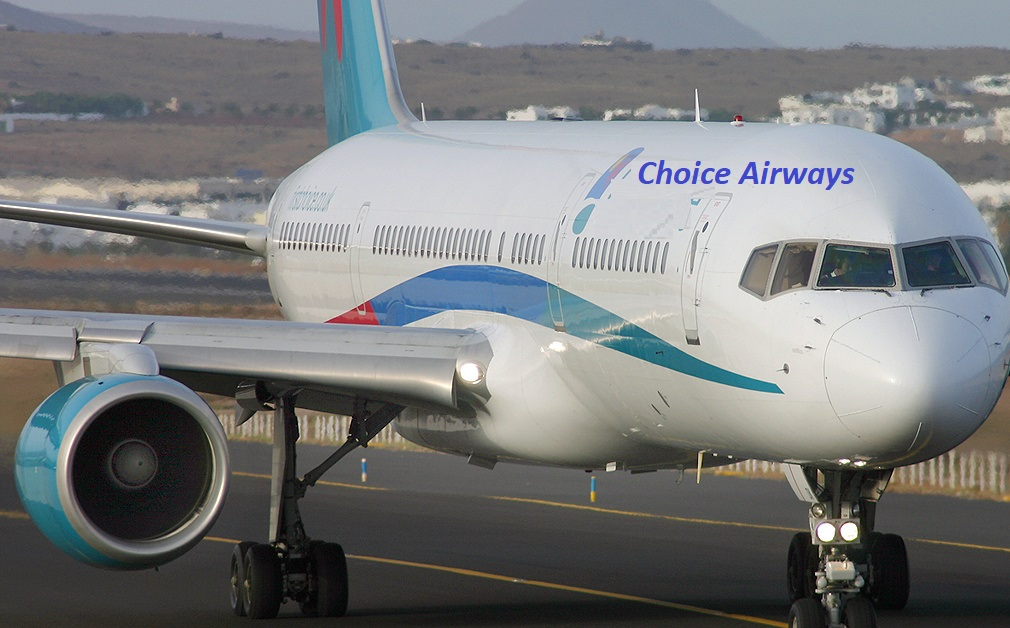 Choice Airways Reservations