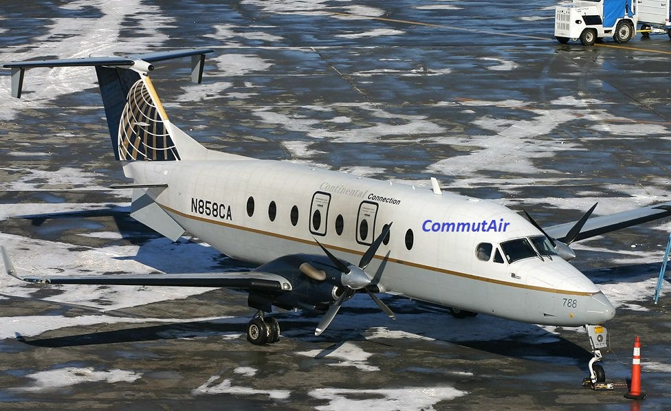 CommutAir Reservations