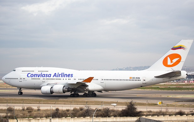 Conviasa Airlines Reservations