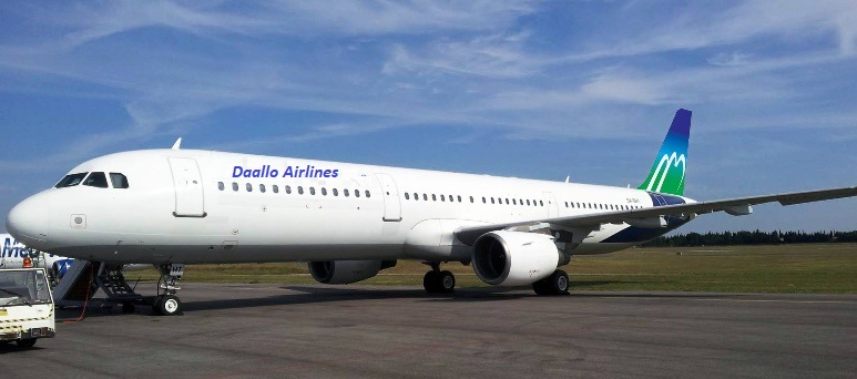 Daallo Airlines Reservations