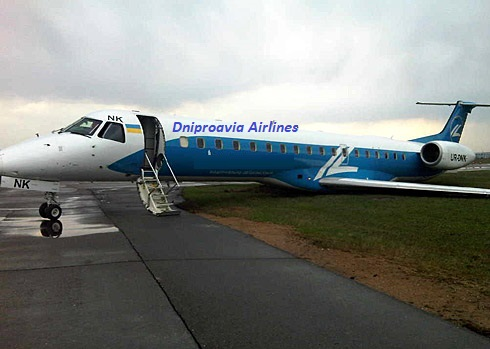 Dniproavia Airlines Reservations