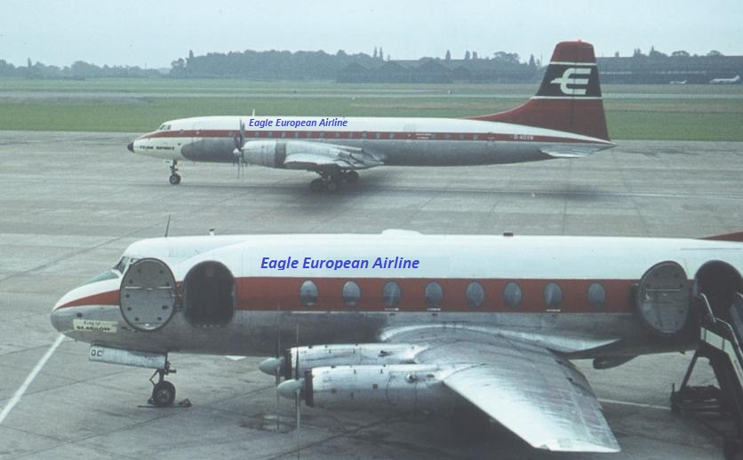 Eagle European Airline Reservations