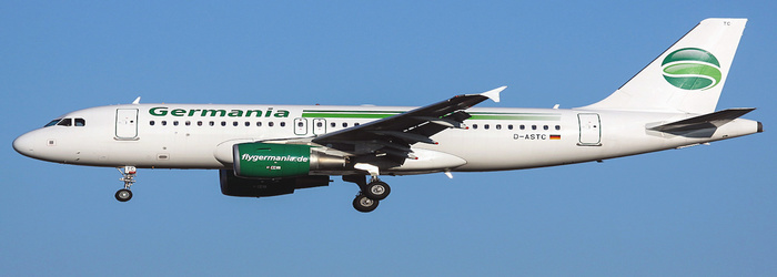 Germania Airlines contact number