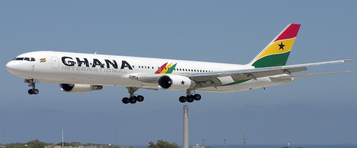 Ghana international airlines contact number