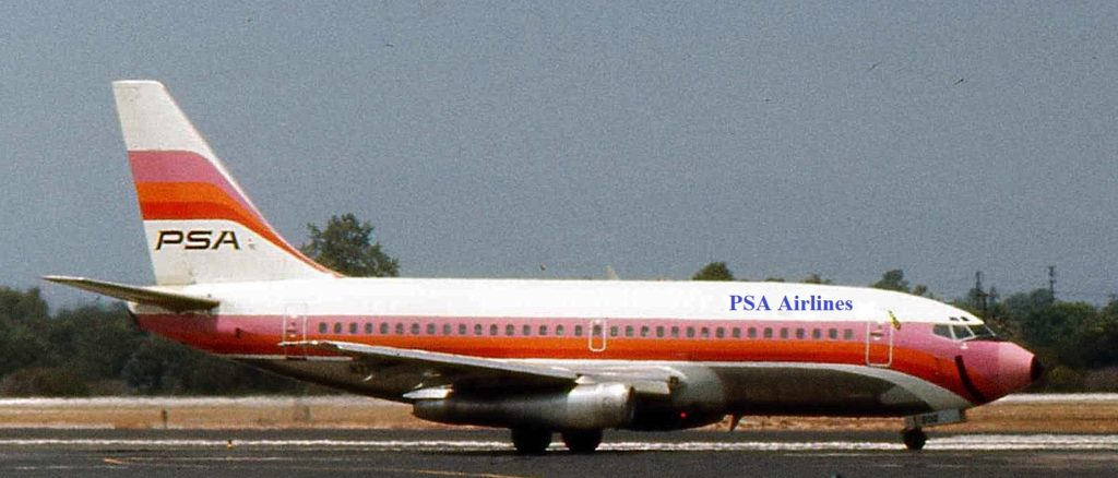 PSA Airlines Reservations
