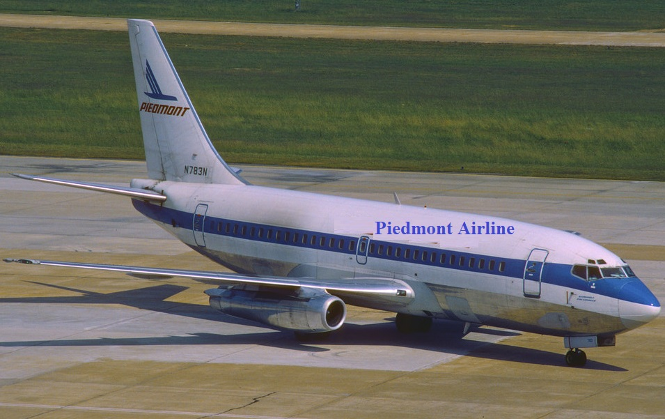 Piedmont airline Reservations