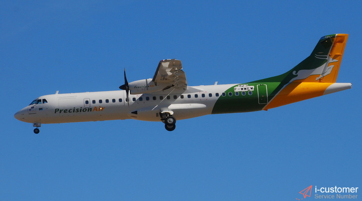 Precision air Reservations