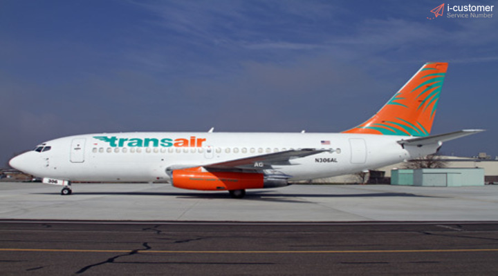 Transair airlines Reservations