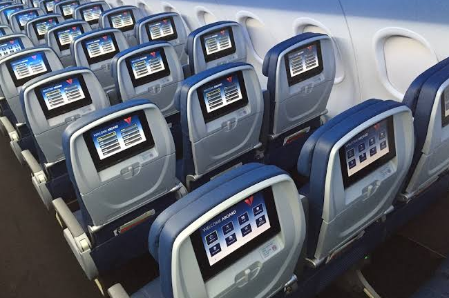 Delta Airlines Seat Reservation
