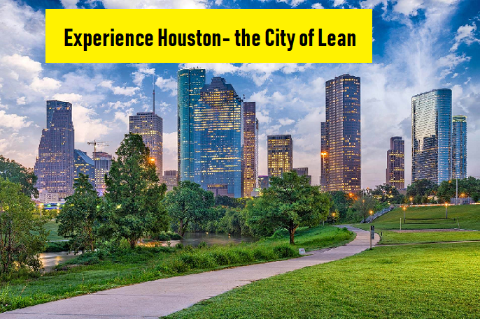 Experience Houston the City of Lean