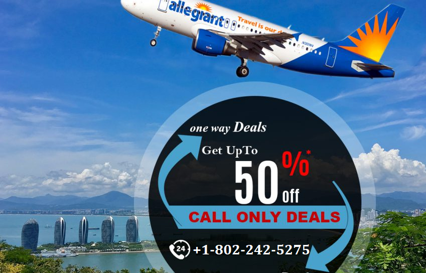 Simple Steps to Make Allegiant Airlines Booking
